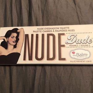 "theBalm ""Nude Dude"" Palette"